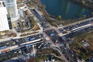 국내 최초 터미널형 잠실환승센터 3일 문 연다