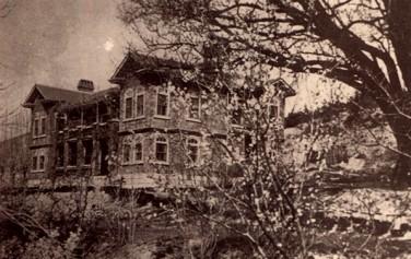 일제강점기 딜쿠샤 전경(1930년대)