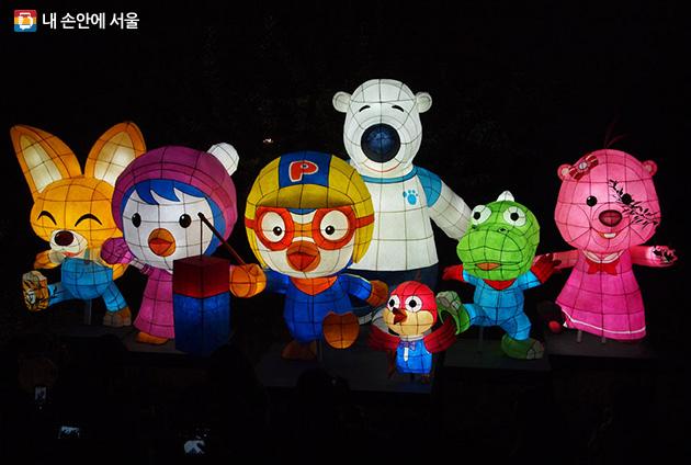 서울빛초롱축제