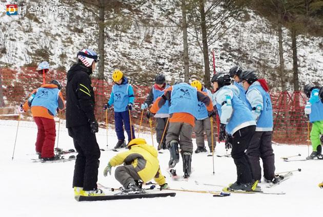 2016 어린이 스키캠프