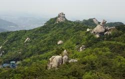 북한산 비봉길