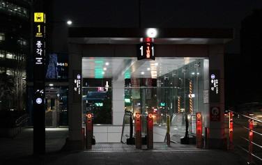 아침 6시 30분 이전에 탑승한 첫 번째 대중교통에 대해 기본요금의 20%가 조조할인된다. ⓒ변경희