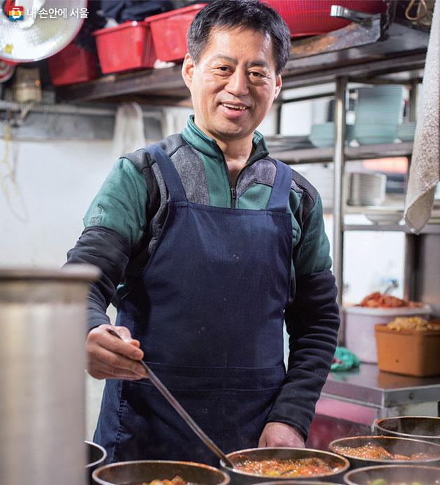 전주식당 이상협 대표