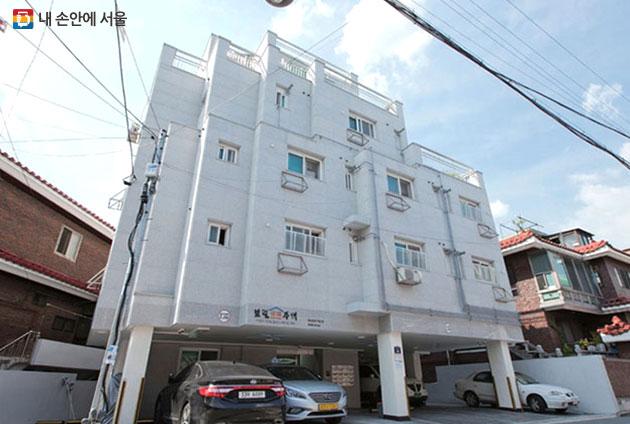 서울시 맞춤형 임대주택인 금천구 홀몸어르신주택