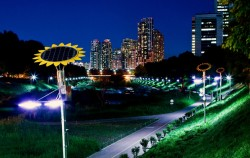 서울시는 `에너지 살림도시`를 표방하며 시민과 함께 깨끗한 에너지를 생산하고 절약하는 데 앞장서고 있다ⓒ최태권