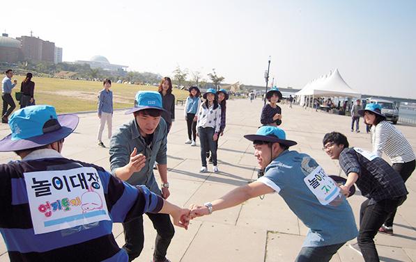 한강공원 자원봉사자 내달 17일까지 모집