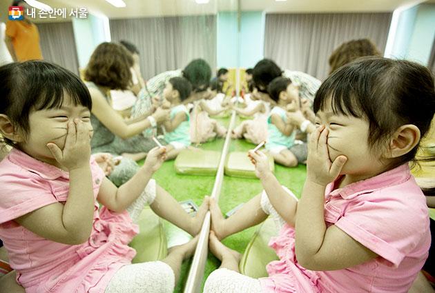 서울상상나라의 영유아놀이학교 프로그램