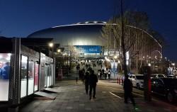 구로구에 위치한 고척스카이돔에서 2017 WBC(월드베이스볼클래식) 서울라운드가 열렸다. ⓒ박혜민