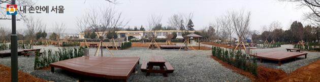함평 나비마을 캠핑장