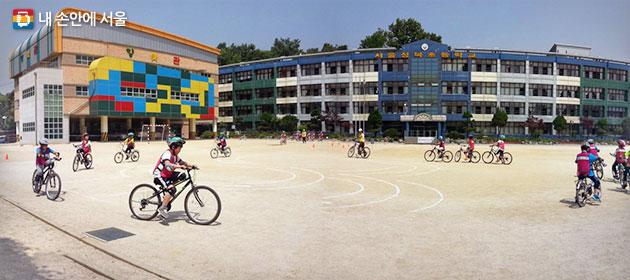 찾아가는 자전거 교실