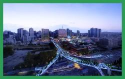 5월 20일 정식 개장하는 서울로7017 야경