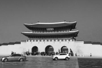 [미션]흑백사진속 경복궁
