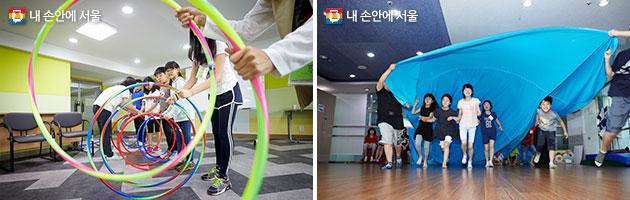 서울지역 곳곳에서 이루어지는 58개 문화예술교육 프로그램. 신청은 각 교육운영단체로 해야 한다.