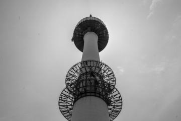 [미션] 서울 N 타워 올려다보기
