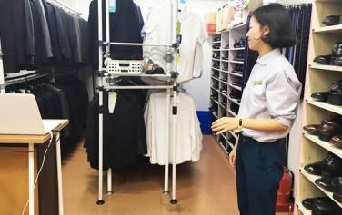 청년들에게 정장을 빌려주는 비영리단체 `열린옷장`ⓒ고륜형