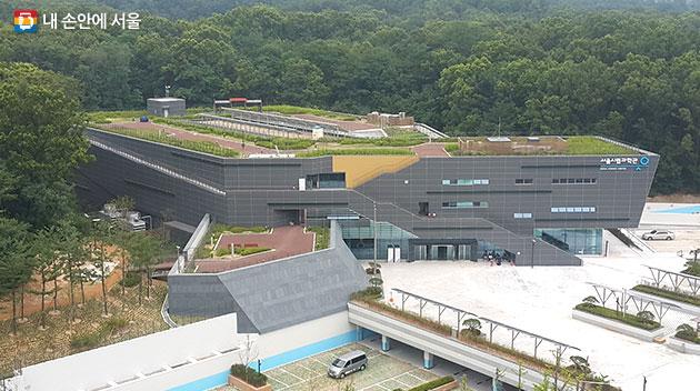 서울시립과학관 전경