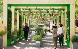 지난 5월 18~21일, 서울어린이대공원에서 서울도시농업박람회가 열렸다.ⓒ이현정