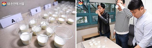 우유, 우유마시는 사람들
