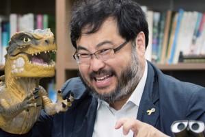 [인터뷰] 이정모 서울시립과학관 관장
