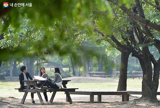 서울숲 ⓒnews1