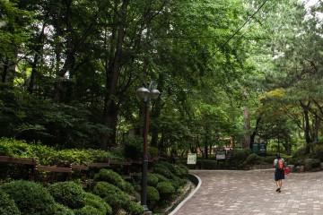 삼청공원 산책~