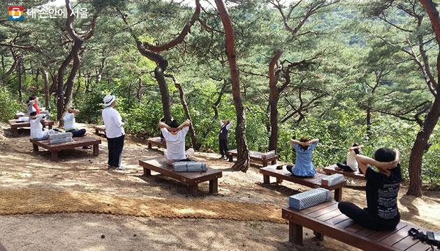남산공원 - 솔솔오감힐링여행