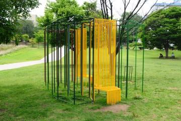여의도공원 아이디어 의자
