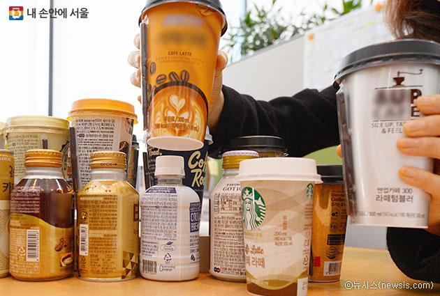 커피음료 ⓒ뉴시스