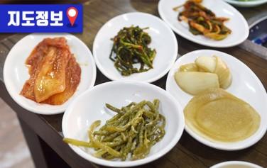 김치, 간장, 고추장, 된장을 직접 만들어 쓴다는 모래내시장 `전라도 식이네집`