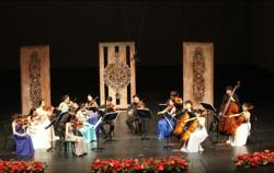 서울비르투오지챔버오케스트라 공연 모습