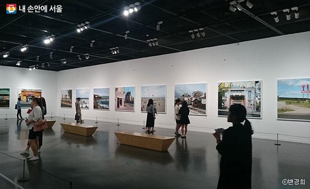사진작가이자 영화감독인 레이몽 드파르동 작품 ⓒ변경희
