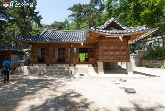 서울의 근대문화유산 ? 간송 전형필 가옥