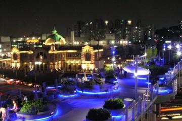 밤에 걷는 산책로, 서울로7017