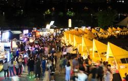 서울밤도깨비야시장 (반포)