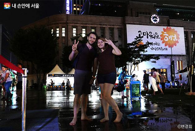 글로벌한 축제로 자리매김할 듯한 서울문화바캉스 ⓒ변경희