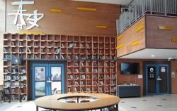 아리랑시네센터 3층의 독립영화관은 다양한 장르의 독립영화와 자료를 소장하고 있다 ⓒ박은영