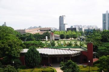 올림픽공원 올레코스