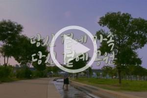 [영상] 가족과 공원산책 어떠세요~