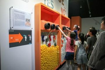 서울시립과학관 꼬마 과학자들