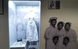 파독 간호사의 간호복과 의료용품 ⓒ박분