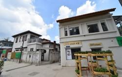 도시재생으로 조성한 '돈의문박물관마을'