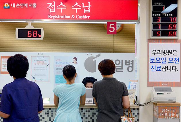 서울시는 추석연휴 기간 시민 안전을 위해 응급의료기관, 당직의료기관, 휴일지킴이약국을 운영한다ⓒnews1