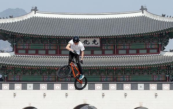 '서울자전거축제'...청와대 앞 체험 등 22~23일