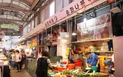 `추석 분위기 가득` 우리동네 송화벽화시장