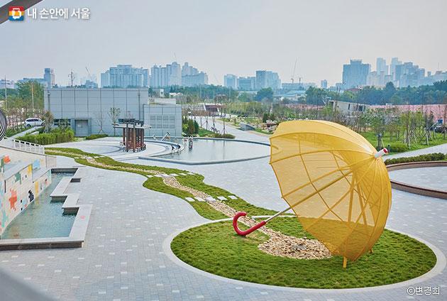 서울하수도과학관에선 하수도에 관한 다양한 정보를 접할 수 있고 재미있는 체험 공간도 많다. ⓒ변경희