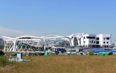 시민들의 큰 기대를 모으고 있는 서울식물원은 내년 6월 개장을 앞두고 있다. ⓒ박분