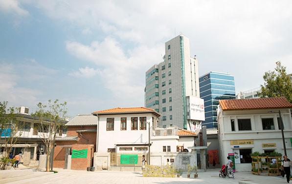 '공유도시 서울투어'에 다녀오다