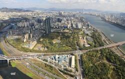 성수동 레미콘공장 떠난 자리에 '서울숲 공원' 생긴다