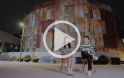[영상] IOI소혜와 홍진호 '문화비축기지' 가다