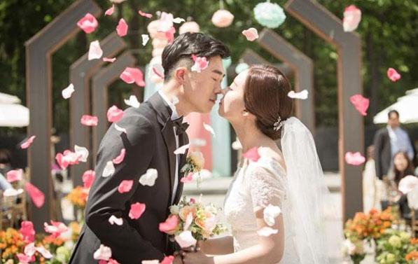 양재시민의 숲 야외 '작은 결혼식' 명소로 변신